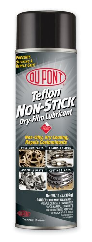 DuPont Teflon Non-Stick Dry-Film Lubricant, 14-Ounce